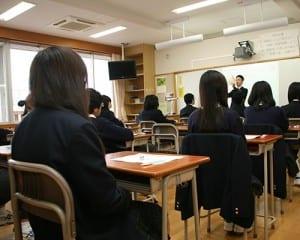 都内の中学校で実施された今年度の全国学力調査