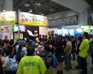 エコプロダクツは国内最大級の環境展示会