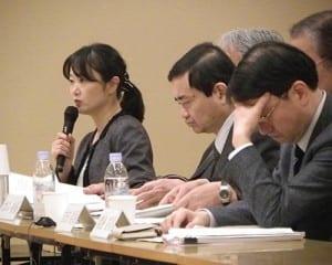 委員からは答申案をさらに深める意見が表明された