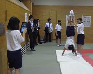 生徒一人ひとりの課題を可視化し客観的につかめるようにした