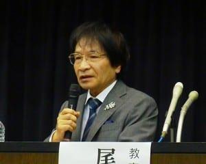 遺族への情報共有が重要と語る尾木氏