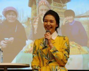 知花さんは自らの体験から支援のコツを語った