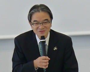 22代文化庁長官に内定した宮田氏