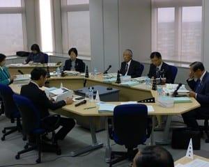 高校改革が公表された都教委定例会