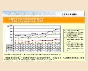啓発リーフレットA4判4ページ