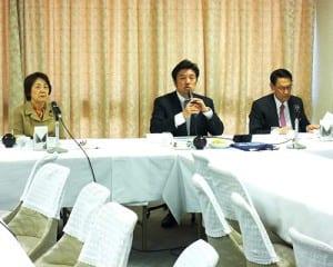 提言案が示された教育再生実行本部の環境整備部会