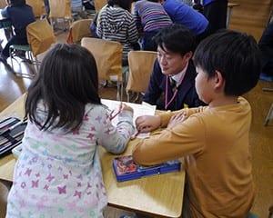 子どもたちがいきいきする授業プランを工夫