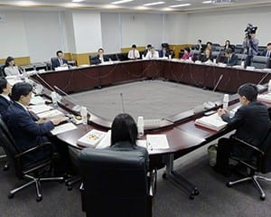 骨子案が示された学校における外国人児童生徒等に対する教育支援に関する有識者会議