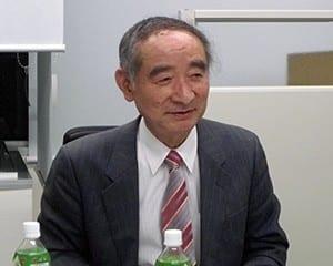 司会の梶井室長
