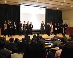 昨年12月に昭和女子大で開催された第7回ユネスコスクール全国大会の様子