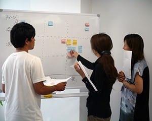 参加者が体験を通して学びを深めた