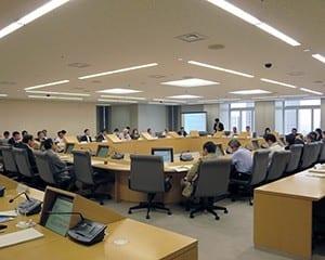 職場体験の推進に向け、協議会が開かれた