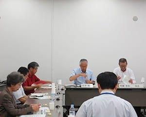 初会合を迎えた通信制高校に関する協力者会議