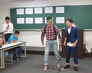 優勝した「わだにしこり」の和田さん(左)と錦織さん(右)