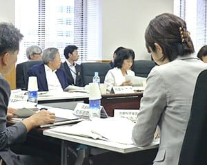 SDGs推進のための有識者会議が初会合を開いた