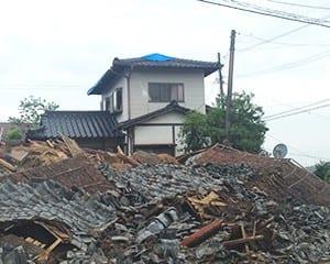 熊本地震の被害