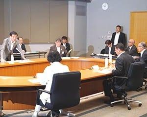 森田知事も熱い思いを示した