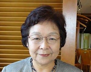 東京医科大学兼任教授 中村明子