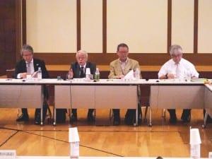先に示された実施方針案について、さまざまな意見が表明された