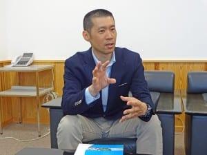 町田准教授