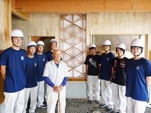 「鹿沼組子の耐力壁」を一般住宅へ設置