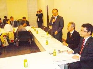 教育のICT利活用をめざす議員連盟の第3回総会