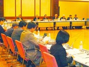 教育振興基本計画部会の第19回会合