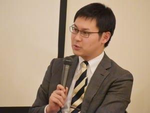 コーディネーターとして現場の本音と教員の未来を聞き出した宮田氏