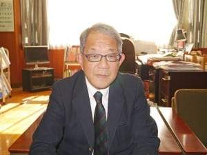 全国高等学校長協会の宮本久也会長