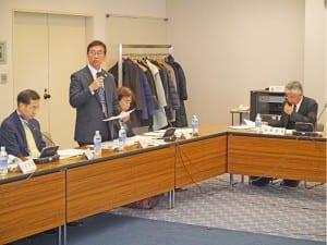 ESDに携わる関係者らが出席した教育円卓会議