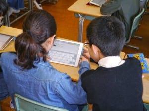 授業では意見分析ツールで瞬時に意見を分類