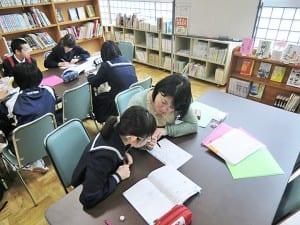 放課後に学習支援事業「北陵塾」