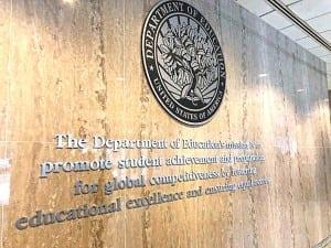 米国の教育省