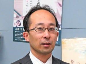 デジタル教科書を考える上で、教科書の役割を再認識したという梶山課長