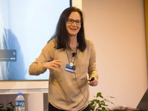 ノルウェーのバルバラ・アンナ・ジェロンカ教諭