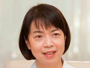 日本産婦人科医会 安達知子常務理事