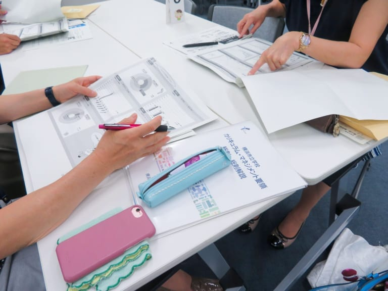自校のデータを基に働き方改革 横浜市の新任校長研修