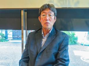 長年、地理五輪の日本代表選手を率いる大谷教諭
